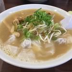 74235594 - ワンタン麺700円