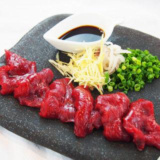 【久留米】木稲畜産、馬肉料理