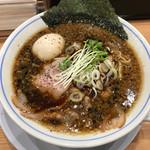 麺やマルショウ - 醤油中華そば+味玉