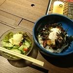 赤身焼肉 寿香苑 あかつき - 和牛焼肉丼