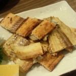 太平洋酒場 - 「太刀魚干物」(500円)
