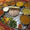 南國堂 - 料理写真:おまかせインド定食