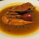 南國堂 - 渡り蟹のチェティナッドカレー