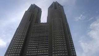東京ケータリング - 第一本庁舎 一応はランドマークなので
