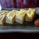 蕎麦 陸右エ門 - ふわふわ卵焼き
