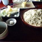 蕎麦 陸右エ門 - 天蕎麦