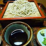 丸西屋 - もり蕎麦