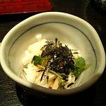 Kawayodo - 小鉢(長いもの酢の物)