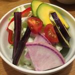 串勝 六角屋 - 野菜