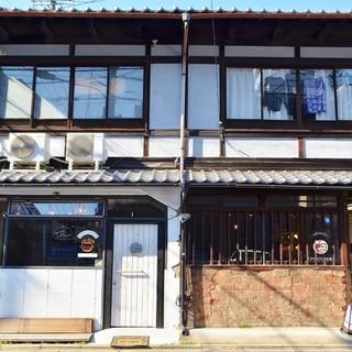 京都のお洒落な古民家カフェ