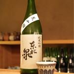 たかはし - ☆東北泉 純米吟醸 美山錦