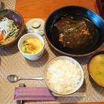 さくら - カレイの煮つけ定食