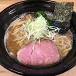 麺処 有彩 - 料理写真:豚骨鶏魚介らぁめん