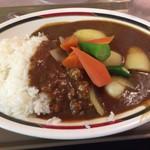 74248011 - 野菜カレー