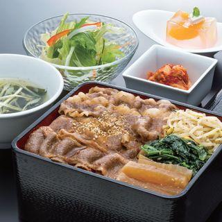 【ランチ営業中】贅沢なお昼を広島牛御膳で