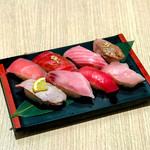 清水港寿司特急 まぐろ屋バンノウ水産 -