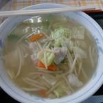 萬瀬食堂 - 料理写真: