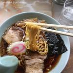 みどりや食堂 - ラーメン(570円税込)