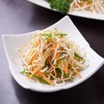 花火の宴 - 千切り豆腐