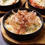 花火の宴 - チーズ鉄板焼(はんぺん)