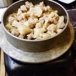 てっちゃん - 鶏釜飯