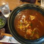 手づくりうどん もりしげ - 料理写真:カレーうどん(850円)