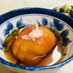 伊勢屋食堂 - トマトの酢漬(100円)