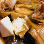 伊勢屋食堂 - タレをまとった豆腐たち!