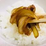 伊勢屋食堂 - 白飯にバウンドしちゃいます!