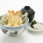 天ぷら新宿つな八 - 【ランチ限定】ランチ海老天丼