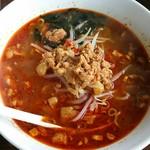 麺屋 中華 - 料理写真:辛口ラーメン