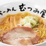 らーめん むつみ屋 - <白味噌らーめん>北海道の長期熟成による甘みが強い白味噌の風合い