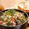 12種野菜のランチサラダ&トースト