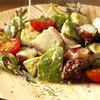 タコとアボカドのサラダ