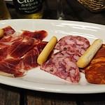 マドリード - スペインの味セット     ¥1700