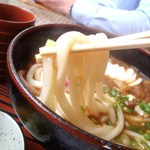 Airisu - 麺持ち上げ