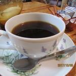 野の花 - 「ブレンドコーヒー 370円」