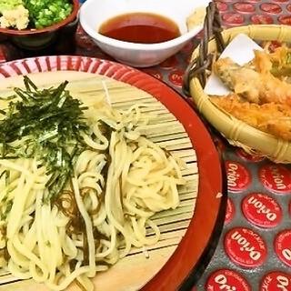 〆の八重山『生』そば【お隣『金城製麺』さんの生めん使用】