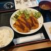鶏京 キッチン 節 - 料理写真:アジ梅しそフライ定食【2017.10】
