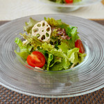 バール・イルチェントロ - サラダ