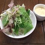 74265303 - サラダ、スープ