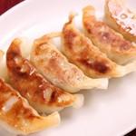 中華料理 大黒 - 焼き餃子