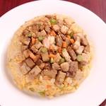 中華料理 大黒 - チャーシュー炒飯