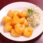 中華料理 大黒 - エビマヨ