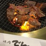 焼肉でん - 焼肉ヤキヤキ☆★★☆(^_^*)atでん