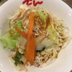 焼肉でん - サラダ☆★★☆
