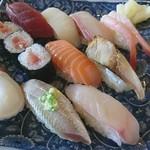 鮨 糀谷 - 寿司アップ