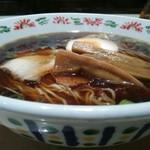 高社郷 - 高社麺を手前から