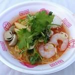 タイ料理バル タイ象 - 【トムヤムクンラーメン】¥900