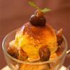 エバーグリーンカフェ - 料理写真:季節限定 マロンパフェ
